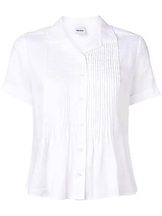 Aspesi Camisa de mangas curtas - Branco