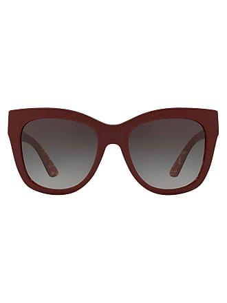 Dolce & Gabbana Eyewear Óculos de sol arredondado - 32058G