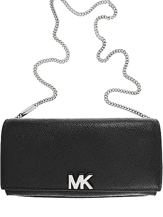 9408b97500a5 ... where to buy michael kors clutch bag black leather 2017 one size 3fd2d  0ecb7
