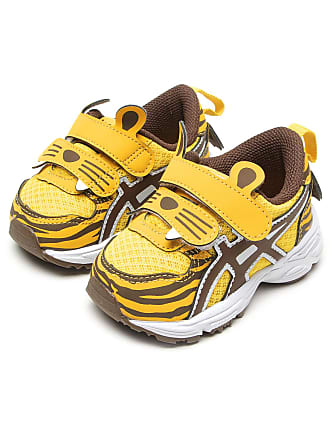 Asics Tênis Asics Animal Pack Tiger Amarelo