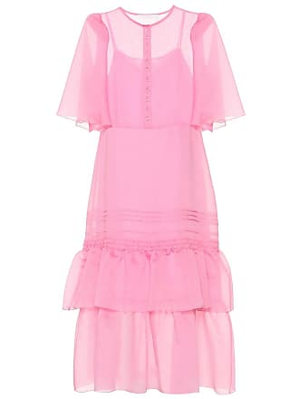 See By Chloé Tiered midi dress