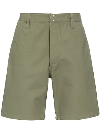 Visvim Pastoral Bermuda shorts - Verde