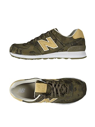 basses CAMOUFLAGE CHAUSSURES Balance New Sneakers 574 Tennis qYRwnEg