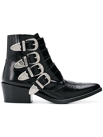 Toga Archives AJ006 ankle boots - Preto