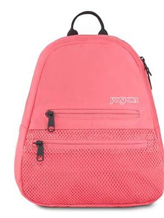Jansport Half Pint TR Mini Backpacks - Strawberry Pink
