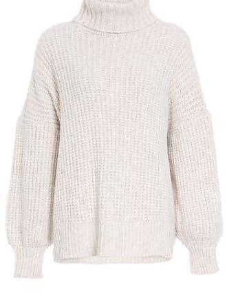 TWENTY FOUR SEVEN Pullover Gola Alta Twenty Four Seven - Off White