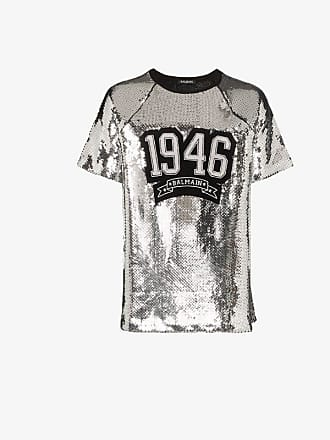 f651e0e66 Men's Balmain® Printed T-Shirts − Shop now up to −50% | Stylight
