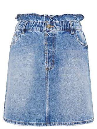 TWENTY FOUR SEVEN Saia Jeans Twenty Four Seven - Azul