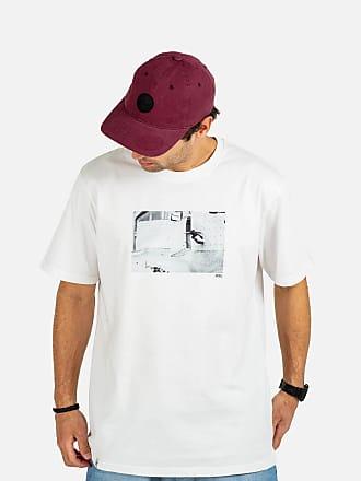 Reell Kickflip Wallride T-Shirt, Snow White XL Artikel-Nr.1301-042 - 15-006