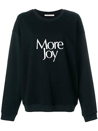Christopher Kane Moletom More Joy - Preto