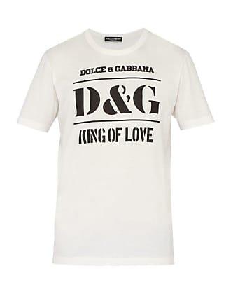 1a83280c2a6f3 T-Shirts Dolce   Gabbana®   Achetez jusqu à −50%   Stylight