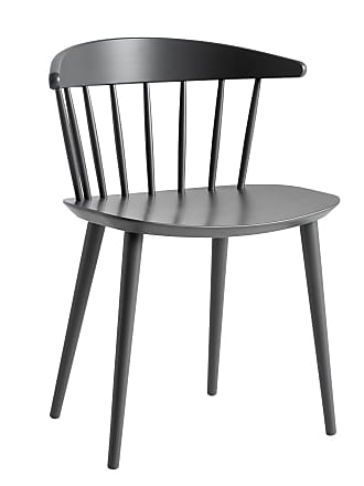HAY J104 Stuhl - steingrau/lackiert/BxHxT 57x73x47cm