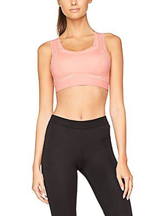 9a2bd30f6597 s.Oliver Active Damen High Impact  X-Back Sport-BH orange XL