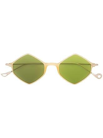 Eyepetizer Óculos de sol Rhombus - Metálico