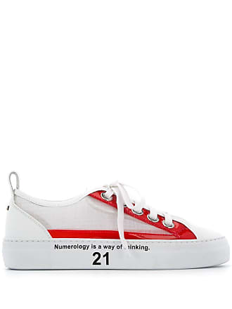 N°21 Gymnic sneakers - White