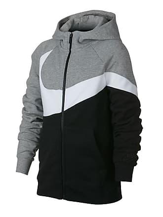 brand new 6e734 400c6 Nike FELPA FULL ZIP CON CAPPUCCIO SWOOSH BAMBINO