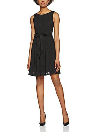Nafnaf OMINA R1, Robe Femme, Noir, Small (Taille Fabricant S) eec443b2d70b