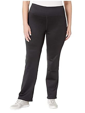 8cbe851ec8a23 White Sierra Plus Size Power Pants (Black) Womens Casual Pants