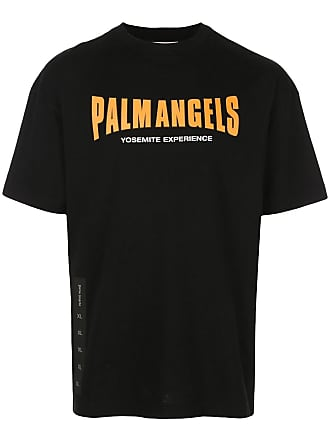 Palm Angels Yosemite Experience T-shirt - Black