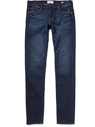 Frame Denim Lhomme Slim-fit Denim Jeans - Indigo