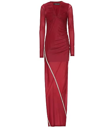 Y / Project Embroidered maxi dress