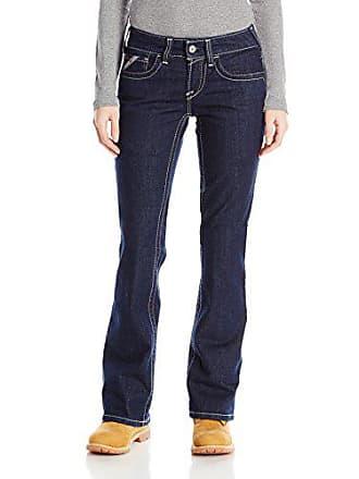 5d3b871e35c6 Ariat Womens Flame Resistant Mid Rise Boot Cut Jean