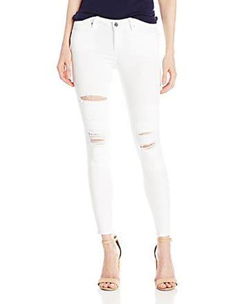 8d25a7f8e William Rast Womens Willliam Rast-Skinny Ankle Crop Jean, White, 27