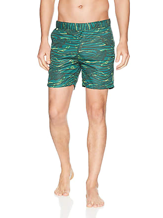 e9b2a1499e Scotch   Soda Mens Medium Length Swimshort in Sophisticated Patterns Swim  Trunks