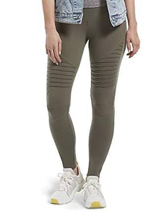 Hue Womens Fashion Cotton Leggings, Assorted, Mojito/Bungee Cord, S