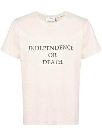 Rhude Camiseta mangas curtas - Neutro
