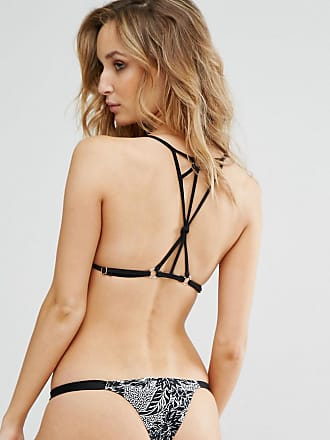 6f18b5d7bb908 Delivery: free. Somedays Lovin Lovin Floral Triangle Bikini Top - Multi