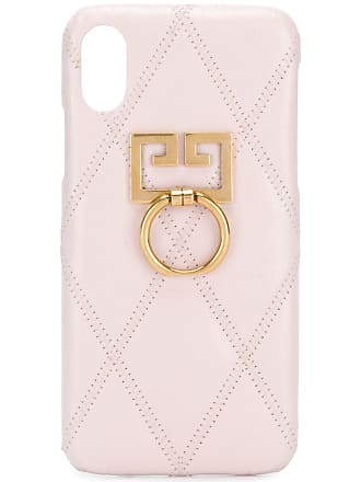 Givenchy quilted iPhone X/XS case - Rosa