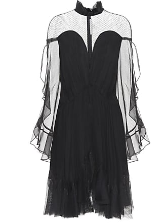 Jonathan Simkhai Silk-chiffon dress