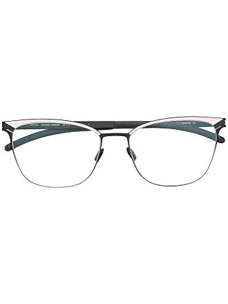 Mykita Meghan cat-eye glasses - Preto