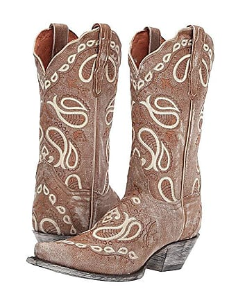 dfd091b8864 Dan Post Julissa Cowboy Boots Tan Leather in 2019 Products