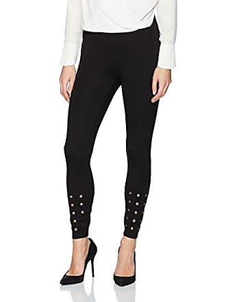 45008683470 Lyssé Womens Grommet Light Weight Ponte Legging