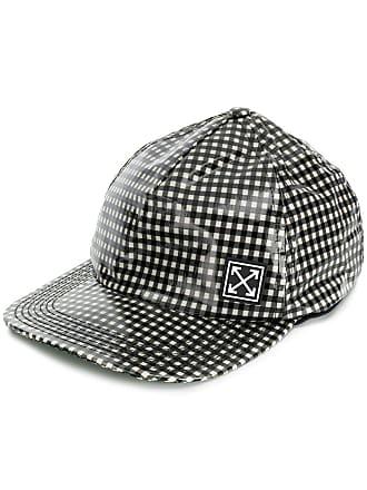 Off-white Cappello da baseball con stampa - Di Colore Nero 6f88adb1eb02