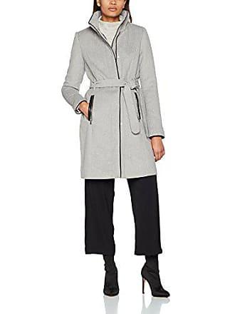 46d5d92cce Vero Moda Vmprato Rich 3/4 Wool Jacket Noos Manteau, Gris (Light Grey