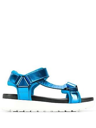 P.A.R.O.S.H. contrast sole sandals - Blue