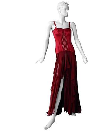 Versace 2003 Corset Dress Gown