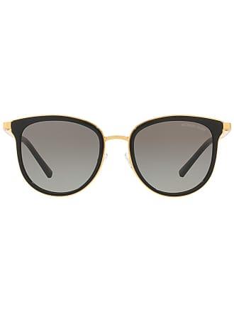 6be122ac191f8 Michael Kors Óculos de sol redondo MK1010 Adrianna I - Preta