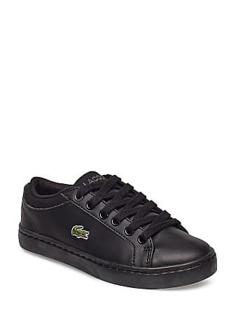 0722546d656e Lacoste Straightset Bl 1 Sneakers Skor Svart LACOSTE SHOES