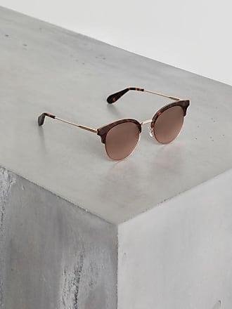 BCBGeneration Cat Eye Combo Sunglasses