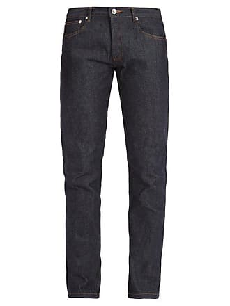 A.P.C. A.p.c. - Petit New Standard Slim Leg Jeans - Mens - Dark Indigo
