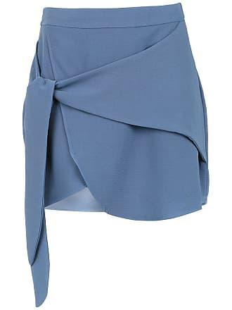 OLYMPIAH Cayma mini skirt - Blue