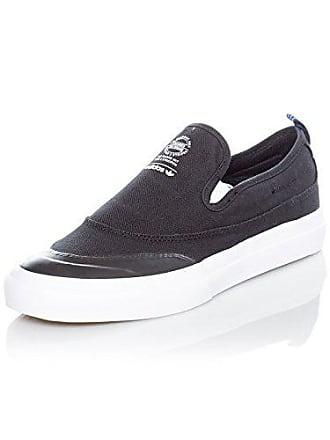 pretty nice a24ff 886a8 adidas Adidas Slip On Schuh Matchcourt Slip Core Schwarz-Footwear Weiß-Gum4  (44.5