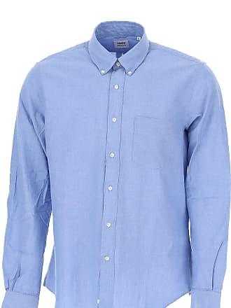 Aspesi Shirt for Men On Sale, Light Blue, Cotton, 2017, L M S XL