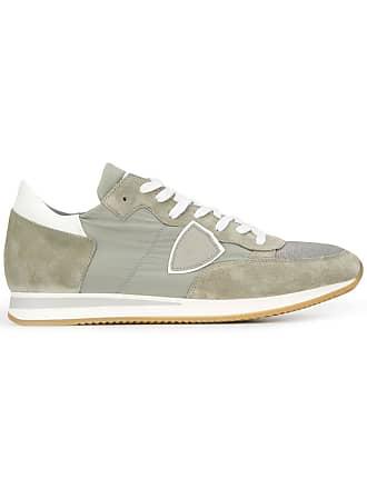 84d0cdb4f6999 Philippe Model Paris low top trainers - Grey