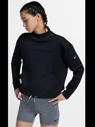 Nike Womens Dri-FIT Crop Hoodie