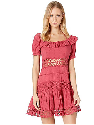 8d37b3474cf6 Free People Cruel Intentions Mini (Raspberry) Womens Clothing